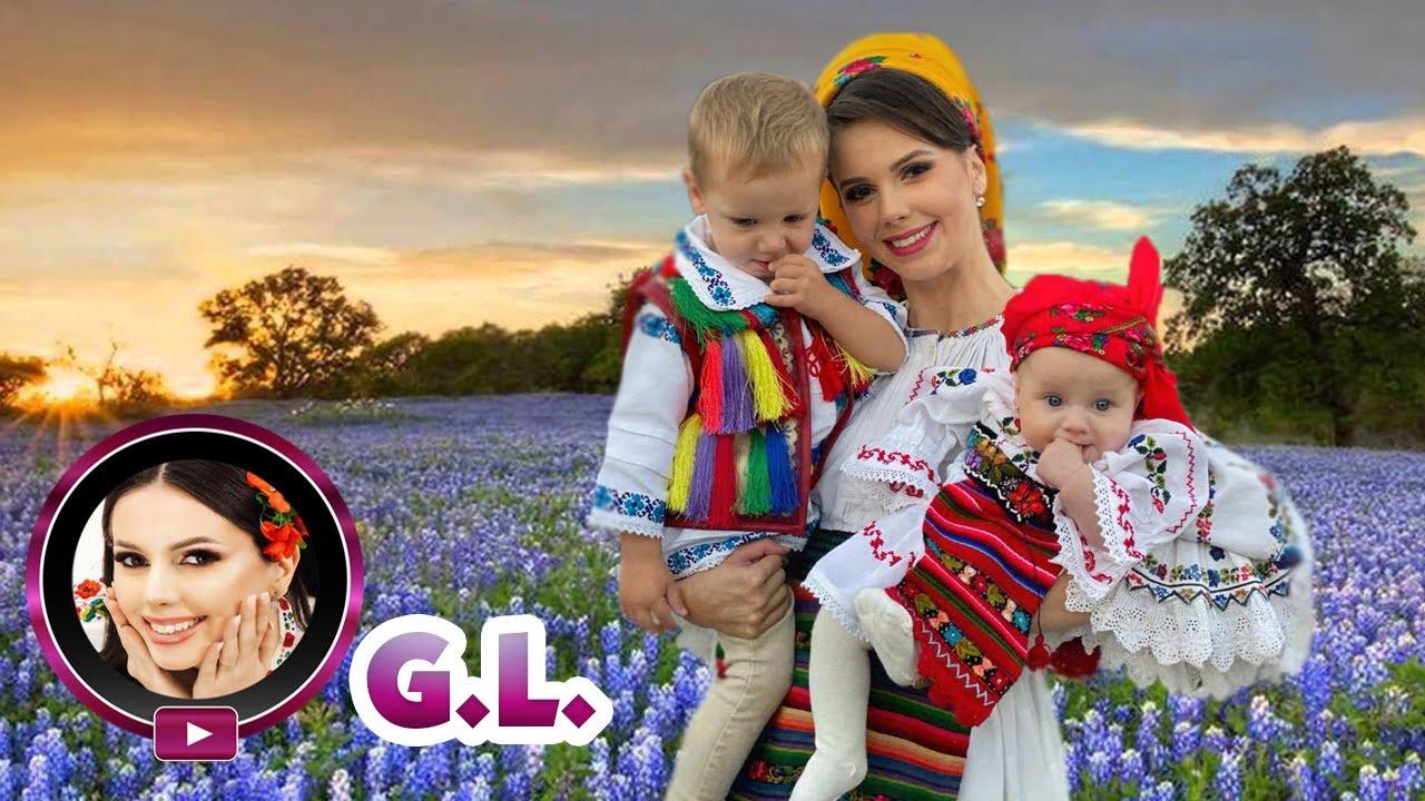 Georgiana Lobont - Am fetiță și băiat - YouTube