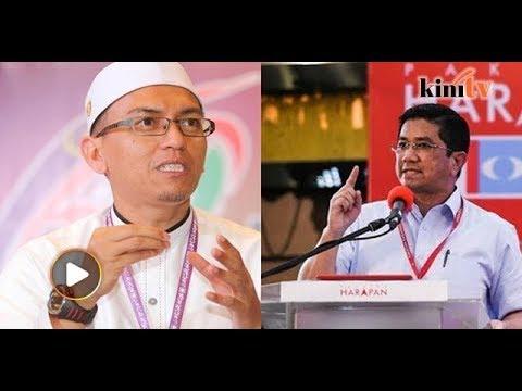 Timb Ketua Pemuda PAS bakal lawan Azmin di Gombak