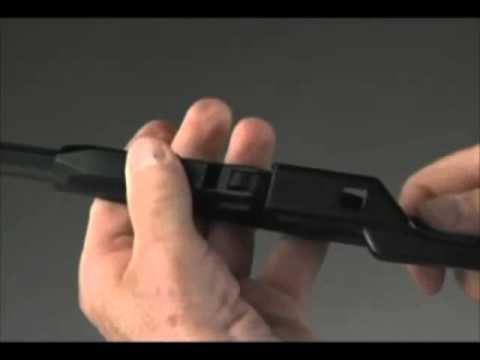Ford Motorcraft Premium Wiper Blade Insallation - Partscheap.com