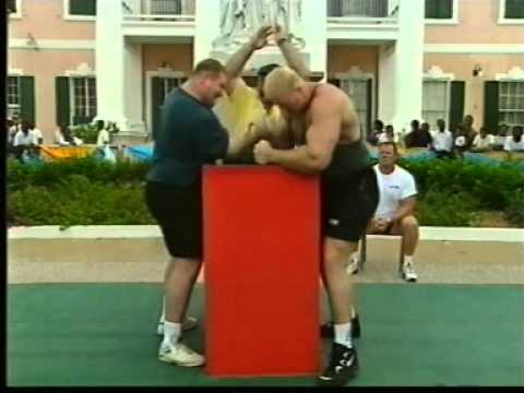 Nathan Jones Strongman 1995