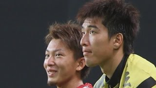 「さぁ行くぞ」までの30秒。練習を終えた永坂勇人と阿波加俊太