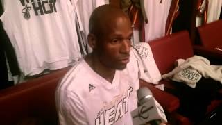 Ray Allen Breaks Down His Keys To Shooting The Basketball