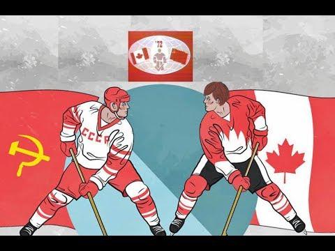 USSR vs CANADA