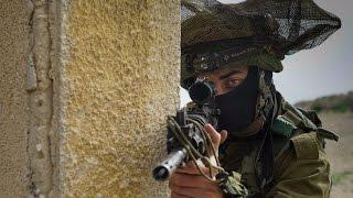 First exercise of IDF Commando Brigade