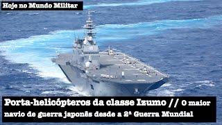 Porta-helicópteros da classe Izumo