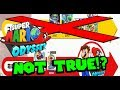 Are Galaxy & Galaxy 2 NOT True 3D Mario Games After All?