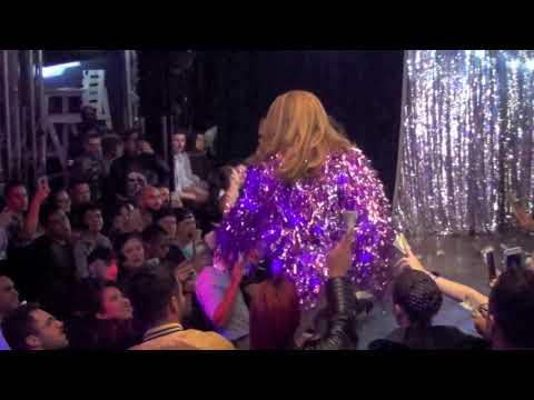 "Aquaria: ""Hung Up"" @ Showgirls!"