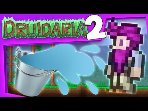 Terraria Season 2 #40 - Filbert Has A Bath