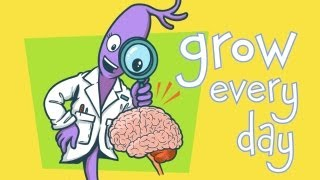 vuclip Brain Jump with Ned the Neuron: Challenges Grow Your Brain