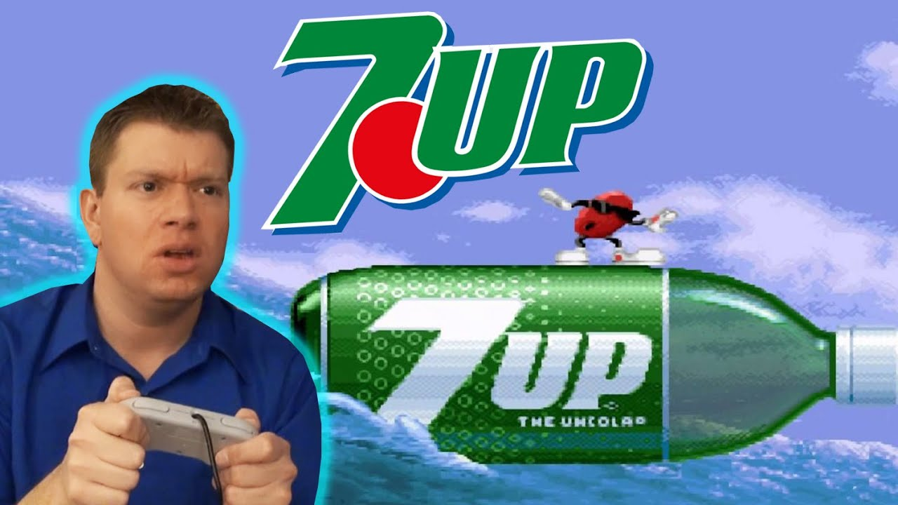 cool spot 7-up game for nintendo contra