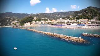 DJI moneglia liguria phantom dji gopro hero3 italy