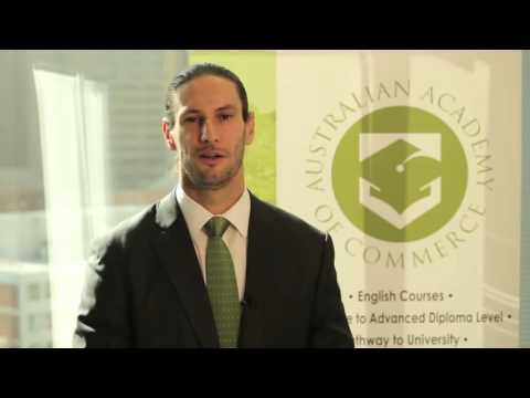 AUSTRALIAN ACADEMY OF COMMERCE Promotional Video