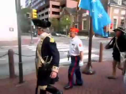 75th Anniversary Marine Corps League, Philadelphia, PA Part 02
