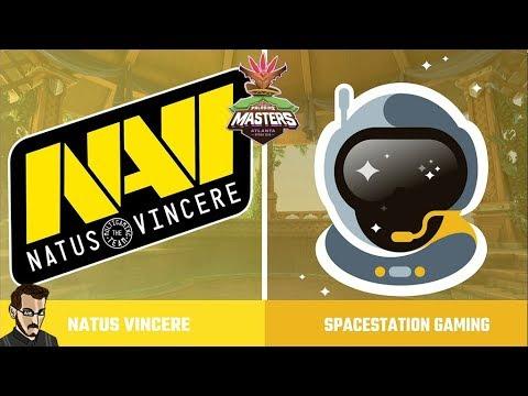 Paladins Spring Masters - Jour 2 Match 6 : NaVi (EU) Vs Spacestation Gaming (Brésil)