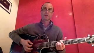 Quintabemolle Tutorial chitarra : Che soddisfazione, di Pino Daniele