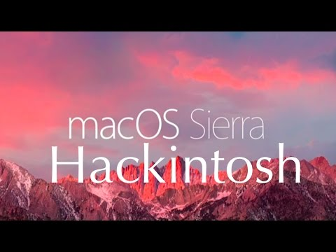 How to Install macOS Sierra 10.12 Hackintosh Z97 H97 H87 UEFI (In-depth Guide)