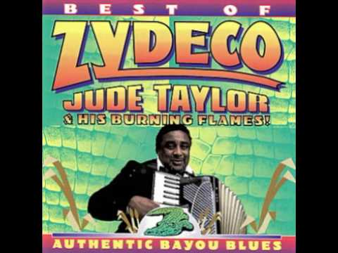 Jude Taylor & His Burning Flames!  -  Revenge Lover