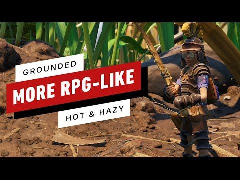 20 октября Grounded получит крупное обновление Hot and Hazy