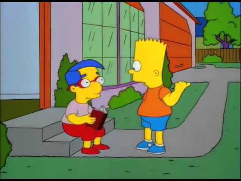 However, It Might Be Feasible In A Fortnight (The Simpsons)