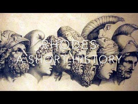 Rhodes: A Short History