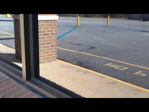 Abandoned Bi-Lo Supermarkets And Family Dollar, Pickens SC