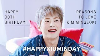 Baixar Reasons to love Kim Minseok #HAPPYXIUMINDAY