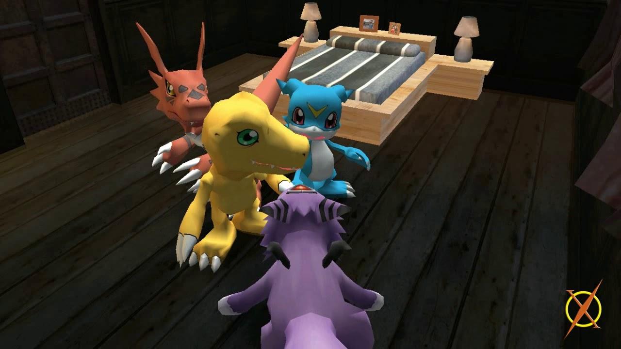 Digimon San Andreas - Ep.14: Se me ha puesto firme el soldadito