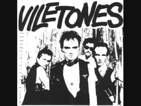 THE VILETONES-screaming fist