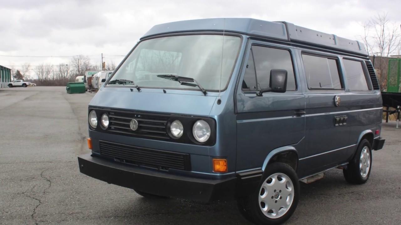 1989 Volkswagen Westy