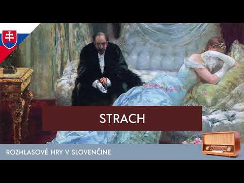 Stefan Zweig - Strach (rozhlasová hra / 1979 / slovensky)