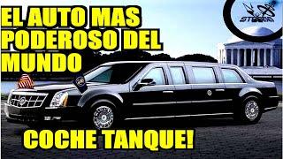 LA BESTIA EL AUTO MAS PODEROZO DEL MUNDO, PARA EL PRESIDENTE DE LOS ESTADOS UNIDOS BARACK OBAMA