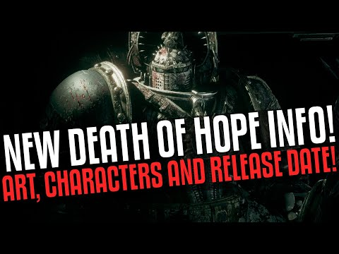 Death of Hope - Release Date & New Information!