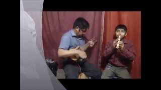 El Cóndor Pasa-Flauta y Charango.PERÚ 2014