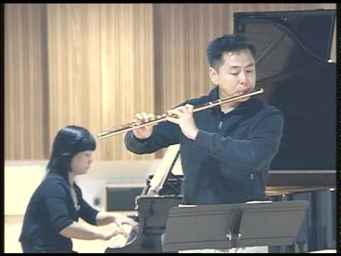 Rodrigo---Concerto Pastoral for flute. 2nd movement