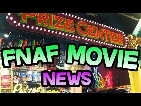 PUPPET in FNAF MOVIE CONFIRMED || FNAF Movie PRIZE CORNER REVEALED || FNAF Movie TEASER