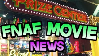 PUPPET in FNAF MOVIE CONFIRMED || FNAF Movie PRIZE CORNER REVEALED || FNAF Movie TEASER