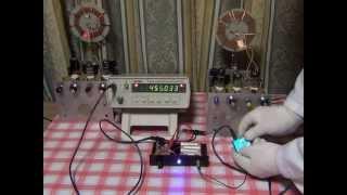 現代版・並四ラジオで455kHz、中間周波数を受信する