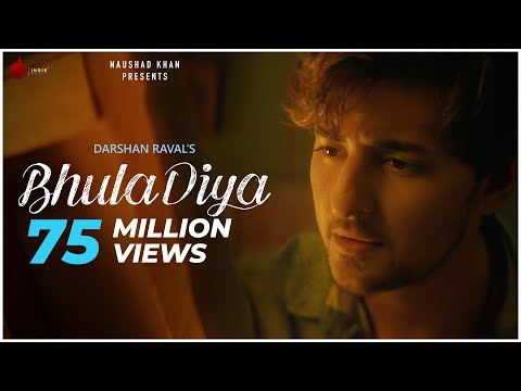 Bhula Diya - Darshan Raval | Official Video | Indie Music Label | Sony Music | Latest Hit Song 2019 Mp3
