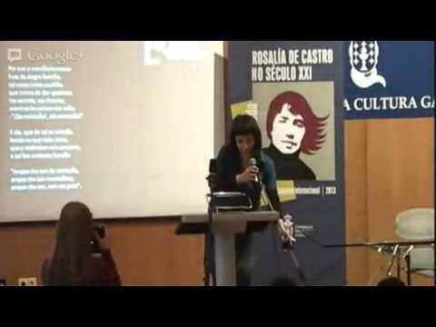 Recital Rosalía de Castro. Rosalía de Castro no século XXI.