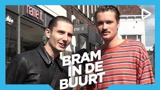 Op de vlucht voor de politie - Bram In De Buurt | SLAM!