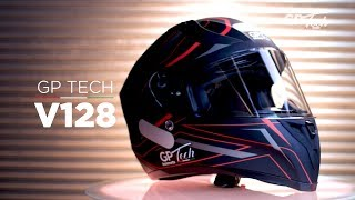 Capacete GP Tech | V128 Ride