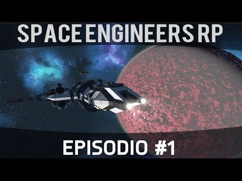 Space Engineers Roleplay ITA | Primo contratto! | Pt1