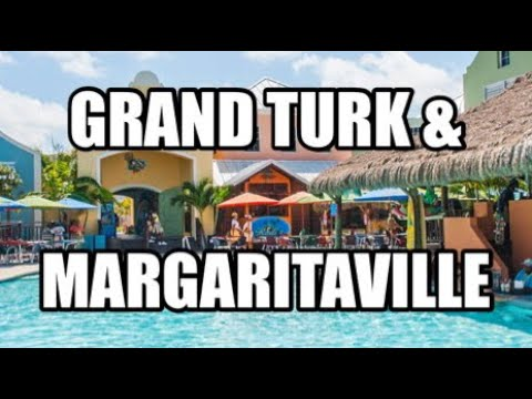 Carnival Sunshine Cruise Day 3 part 1: Grand Turk and Margaritaville
