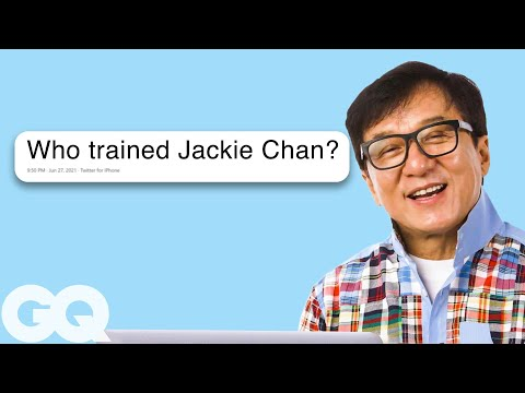 Jackie Chan Goes Undercover on Reddit, YouTube, Twitter and Instagram  Actually Me  GQ