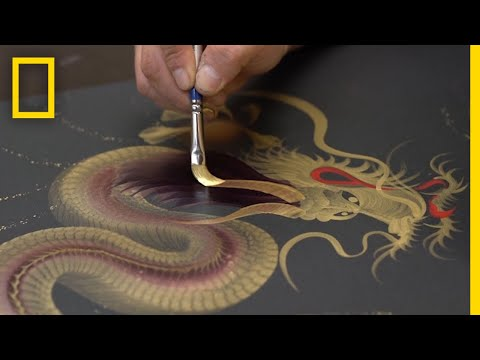 How To Draw Ancient Japanese Art