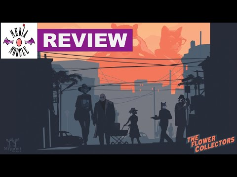The Flower Collectors - Review
