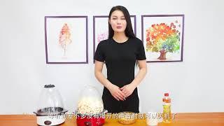 뻥튀기 기계 옥수수 팝콘 쌀 튀밥 만들기 커피 깨 콩 …