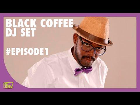 BLACK COFFEE - DJ SET @ STUDIO UNO || LIVE