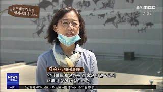 [반구대 암각화를 세계문화유산으로] 릴레이 영상 김숙자…