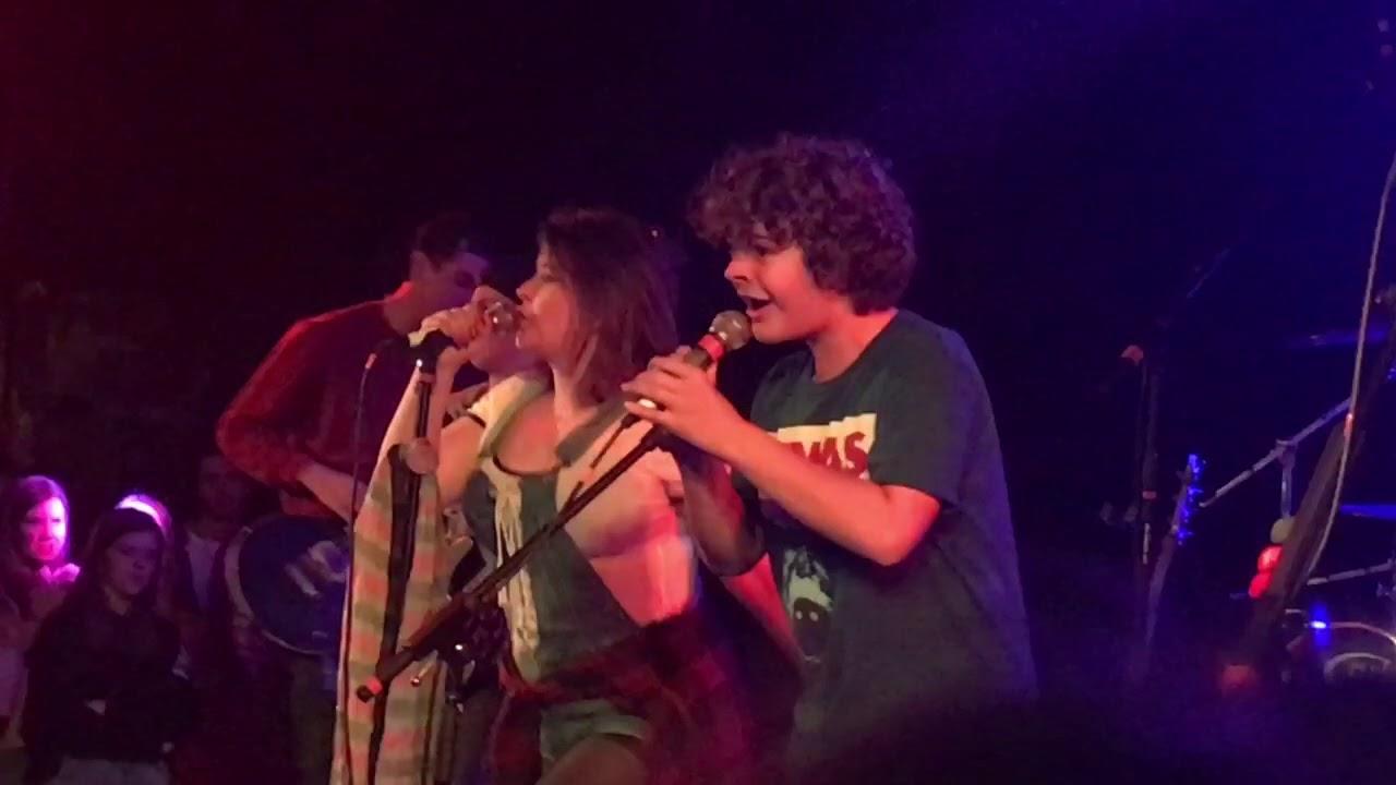 'Stranger Things' Star Gaten Matarazzo's Band Work in Progress Drop 2 New Songs